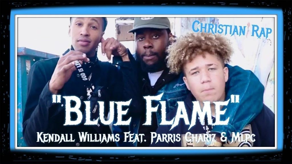 """Kendall Williams Releases Music Video For """"Blue Flame"""""""