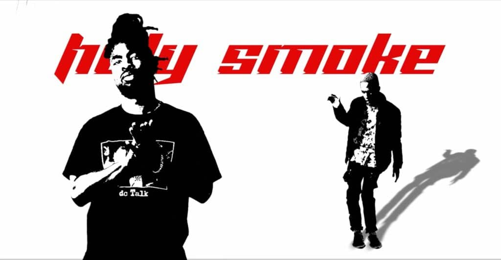indie tribe - HOLY SMOKE! (nobigdyl. x Jon Keith)