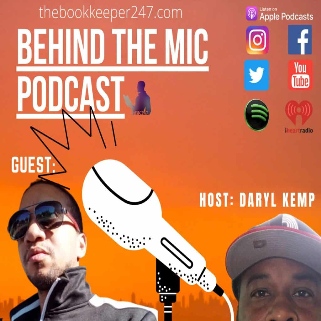 Behind the Mic Podcast Episode 10 with Guest Trill Will