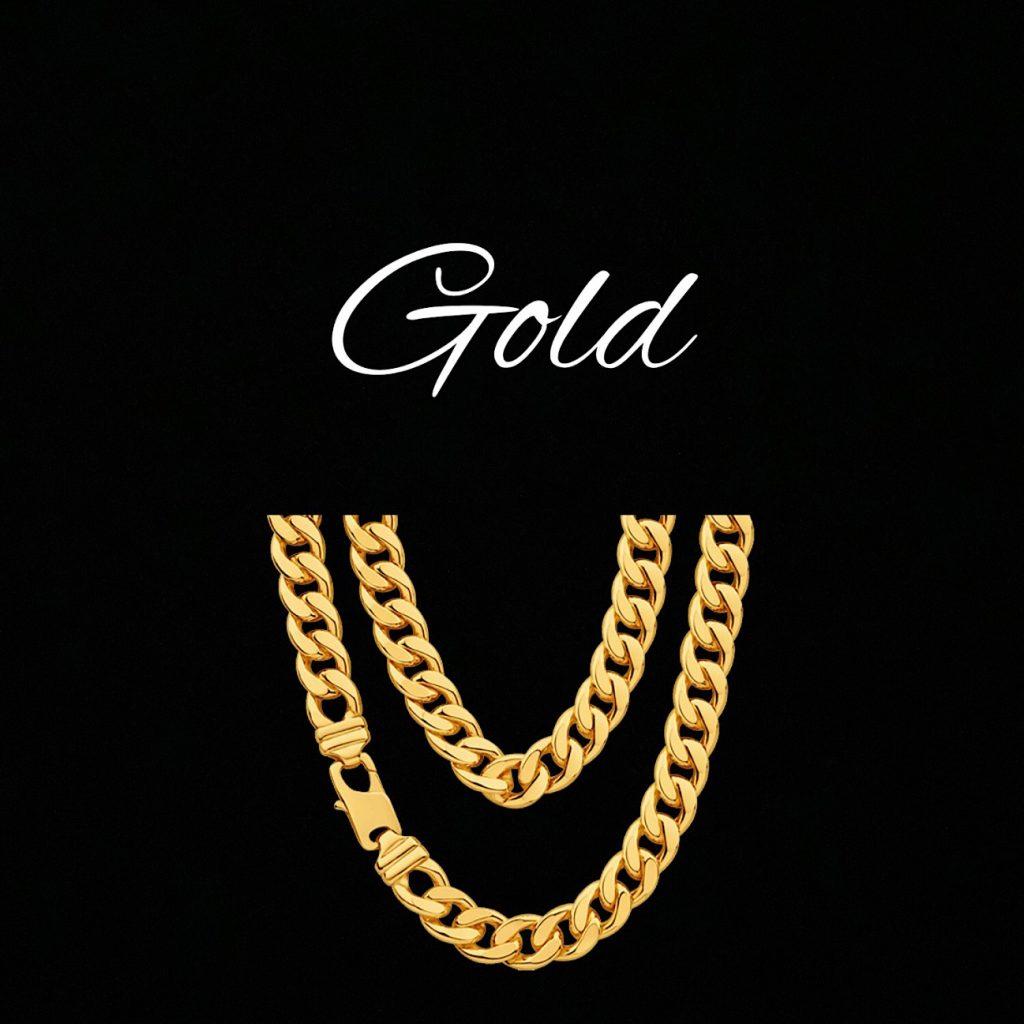 Michael Leonard Simmons - Gold
